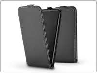 Slim Flexi Flip bőrtok   Huawei Mate 10 Lite   fekete eladó