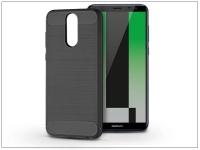 Huawei Mate 10 Lite szilikon hátlap   Carbon   fekete eladó