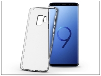 Samsung G960F Galaxy S9 szilikon hátlap   Ultra Slim 0 3 mm   transparent eladó