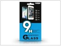 Huawei P Smart üveg képernyővédő fólia   Tempered Glass   1 db csomag eladó