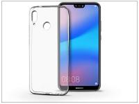 Huawei P20 Lite szilikon hátlap   Ultra Slim 0 3 mm   transparent eladó