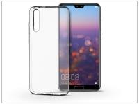 Huawei P20 Pro szilikon hátlap   Ultra Slim 0 3 mm   transparent eladó