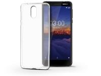 Nokia 3 1 (2018) szilikon hátlap   Ultra Slim 0 3 mm   transparent eladó