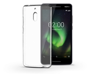 Nokia 2 1 szilikon hátlap   Ultra Slim 0 3 mm   transparent eladó