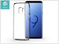 Samsung G960F Galaxy S9 szilikon hátlap   Devia Naked   crystal clear eladó