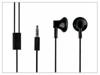 Nokia gyári sztereó fülhallgató   3 5 mm jack   WH 109 WH 108 black (ECO csomagolás) eladó