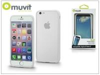 Apple iPhone 6 védőkeret   Muvit i Belt Bumper   white eladó