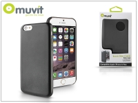 Apple iPhone 6 Plus hátlap   Muvit Back Thin Case   black eladó