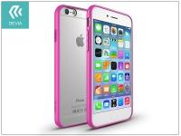 Apple iPhone 6 6S hátlap   Devia Hybrid   rose pink eladó