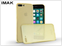 Apple iPhone 7 Plus iPhone 8 Plus hátlap   IMAK 0 7 mm Color Slim   gold eladó