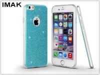 Apple iPhone 6 6S hátlap   IMAK Bling Slim   kék eladó