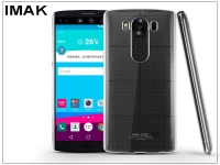 LG V10 H960A hátlap   IMAK Crystal Clear Slim   transparent eladó