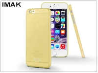 Apple iPhone 6 6S hátlap   IMAK 0 7 mm Color Slim   gold eladó