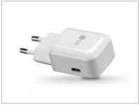 LG gyári hálózati töltő adapter Type C bemenettel   5V 3A   MCS N04ER Type C 3 0   white (ECO csomagolás) eladó