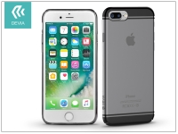 Apple iPhone 7 Plus iPhone 8 Plus hátlap   Devia Glimmer 2   gun black eladó