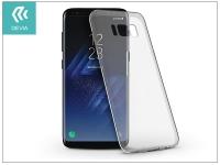 Samsung G950F Galaxy S8 szilikon hátlap   Devia Naked   crystal clear eladó