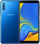 Samsung Galaxy A7 (2018) 128 4GB Kék eladó