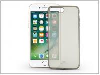 Apple iPhone 7 Plus iPhone 8 Plus szilikon hátlap   Roar Ultra Thin 0 3 mm   black eladó