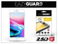 Apple iPhone 8 gyémántüveg képernyővédő fólia   Diamond Glass 2 5D Fullcover   fehér eladó