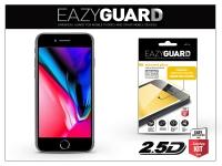 Apple iPhone 8 Plus gyémántüveg képernyővédő fólia   Diamond Glass 2 5D Fullcover   fekete eladó