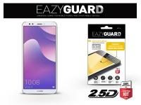 Huawei Y7 (2018) Huawei Y7 Prime (2018) Honor 7C gyémántüveg képernyővédő fólia   Diamond Glass 2 5D Fullcover   fehér eladó