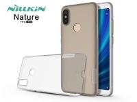 Xiaomi Mi A2 szilikon hátlap   Nillkin Nature   szürke eladó