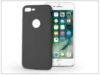 Apple iPhone 7 Plus szilikon hátlap   Soft   fekete eladó