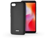 Xiaomi Redmi 6A szilikon hátlap   Soft   fekete eladó