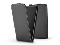 Slim Flexi Flip bőrtok   Xiaomi Pocophone F1   fekete eladó