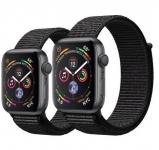 Apple Watch 44mm Series 4 Sport Loop Fekete eladó