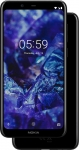 Nokia 5 1 Plus 32 3GB Fekete Dual Sim eladó