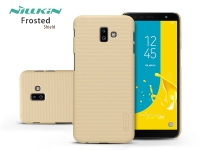 Samsung J610F Galaxy J6 Plus hátlap   Nillkin Frosted Shield   gold eladó