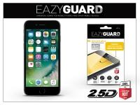 Apple iPhone 6 6S gyémántüveg képernyővédő fólia   Diamond Glass 2 5D Fullcover   fekete eladó