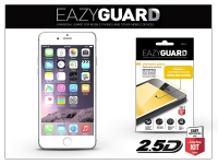 Apple iPhone 6 6S gyémántüveg képernyővédő fólia   Diamond Glass 2 5D Fullcover   fehér eladó