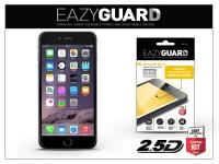 Apple iPhone 6 Plus 6S Plus gyémántüveg képernyővédő fólia   Diamond Glass 2 5D Fullcover   fekete eladó