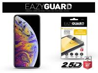 Apple iPhone X XS gyémántüveg képernyővédő fólia   Diamond Glass 2 5D Fullcover   fekete eladó