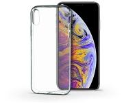 Apple iPhone XS Max szilikon hátlap   Ultra Slim 0 3 mm   transparent eladó