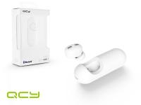 QCY Wireless Bluetooth headset v4 1  +  töltő dokkoló   QCY Mini 1 Bluetooth Earphones   white eladó