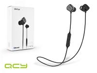 QCY Wireless Bluetooth sztereó fülhallgató v4 1   QCY M1 Pro Magnetic Bluetooth Wireless Earphones   black eladó