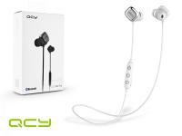QCY Wireless Bluetooth sztereó fülhallgató v4 1   QCY M1 Pro Magnetic Bluetooth Wireless Earphones   white eladó