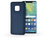 Huawei Mate 20 Pro szilikon hátlap   Soft   kék eladó