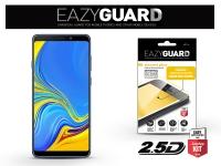 Samsung A920F Galaxy A9 (2018) gyémántüveg képernyővédő fólia   Diamond Glass 2 5D Fullcover   fekete eladó