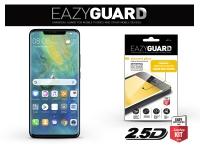 Huawei Mate 20 Pro gyémántüveg képernyővédő fólia   Diamond Glass 2 5D Fullcover   fekete eladó