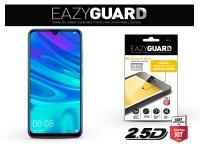 Huawei P Smart (2019) gyémántüveg képernyővédő fólia   Diamond Glass 2 5D Fullcover   fekete eladó