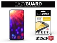 Huawei Honor View 20 gyémántüveg képernyővédő fólia   Diamond Glass 2 5D Fullcover   fekete eladó