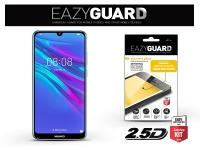 Huawei Y6 (2019) Honor 8A gyémántüveg képernyővédő fólia   Diamond Glass 2 5D Fullcover   fekete eladó