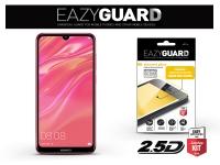 Huawei Y7 (2019) Y7 Prime (2019) gyémántüveg képernyővédő fólia   Diamond Glass 2 5D Fullcover   fekete eladó