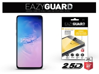 Samsung G970U Galaxy S10e gyémántüveg képernyővédő fólia   Diamond Glass 2 5D Fullcover   fekete eladó