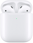 Apple AirPods 2 (2019) Vezeték nélküli töltőtokkal   Fehér eladó