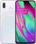 Samsung Galaxy A40 64GB 4GB RAM Fehér Dual eladó